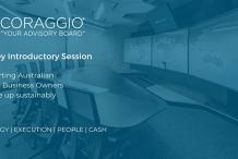 Coraggio Introductory Session, Sydney