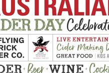 Australian Cider Day Celebration
