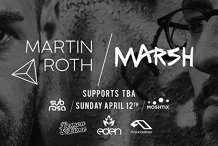 Martin Roth + Marsh- Brisbane Show