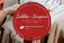 Bubbles & Bargains