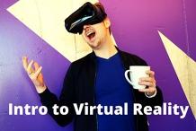 Introduction to Virtual Reality (Launceston)