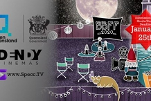 Brisbane Backyard Film Fest 2020
