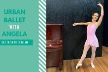 Beginner Urban Ballet 6 Week Course in Term 5!