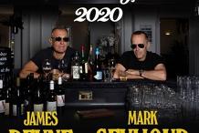James Reyne and Mark Seymour – Never Again 2020 Tour