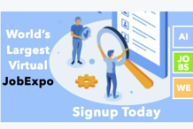 JobExpo Virtual Business, Data & Technology Job Expo