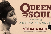 QUEEN OF SOUL: Celebrating Aretha Franklin