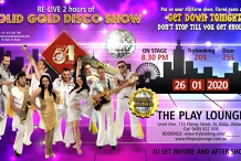 Club 54 Band - Solid Gold Disco Show - St Kilda