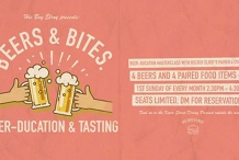 Beer and Bites with Capital Brewing Co.