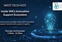 West Tech Fest: Inside WA's Innovation Support Ecosystem