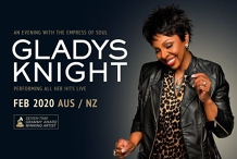 Gladys Knight Live in Brisbane