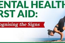 BLENDED ONLINE LIVE CLASS - Standard Mental Health First Aid Training