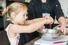 Junior Chef (Morning Class) Eight-Twelve Years
