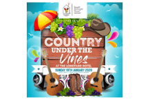 Country Under the Vines