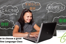 Online Japanese and Chinese Classes for professionals