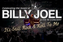 Billy Joel Tribute - At The Charles