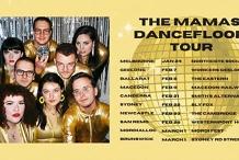 The Mamas Dancefloor Tour | Workers Geelong