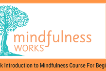 Adelaide (CBD) – An Introduction to Mindfulness & Meditation 4 Week Course
