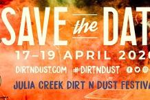 Julia Creek Dirt n Dust Festival