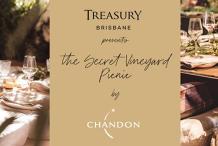 The Secret Vineyard Picnic by Chandon