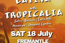 Fiesta Latina in Freo