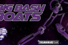 Big Bash Boats - HUR vs REN