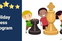 Holiday Chess Program 2