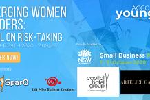 Emerging Female Leaders: Panel on Risk Taking