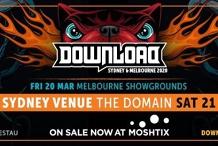 Download Festival Sydney 2020