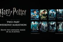 Ultimate Harry Potter Marathon
