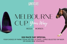 Melbourne Cup Your Way