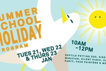 The Espy Summer School Holiday Program
