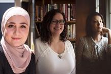 ZOOM - Rawah Arja, Lisa Fuller & Kay Kerr - New Voices in YA