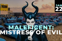 Maleficient: Mistress of evil @Mov'in Bed
