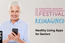 Healthy Living Apps for Seniors