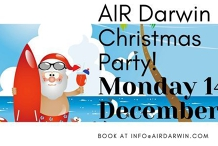 AIR Darwin Christmas Party