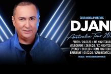 CLUB MODA Present DJANI (Live) (Sydney Show)