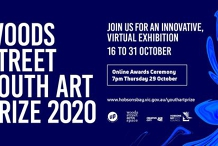 Woods Street Youth Art Prize 2020 Virtual Exhibition
