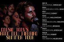 Cousin Tony's Brand New Firebird Summer Tour | Wollongong