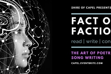 The Art of Poetry and Song Writing   Fact or Faction