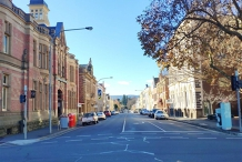 Heart of Launceston - Free Walking Tours Launceston