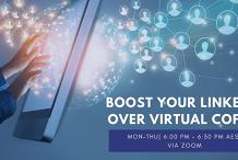 Boost Your LinkedIn over Virtual Coffee (EMEA)