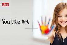 StarTime LIVE - If You Like Art - Scratch Art