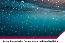 Startup Success Series: Founder Mental Health and Wellbeing