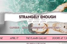 Strangely Enough - East Coast Tour Brisbane