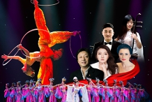 Chinese Lunar New Year's Gala Night 2020