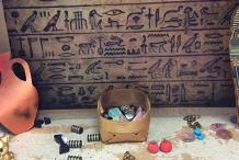 Online School Holiday Program - TutanKhardboard Diorama