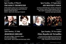 Queensland Baroque Concert Season 2020
