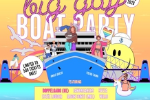 Poof Doof / BIG GAY Boat Party