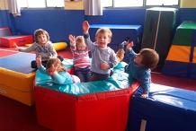 Launceston PCYC Term 3 KinderGym