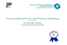 Trauma-informed Care and Practice Workshop: Launceston
